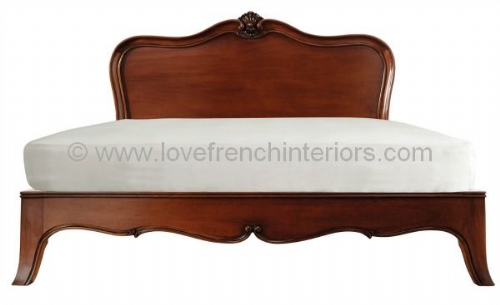 Paris Mahogany Bed